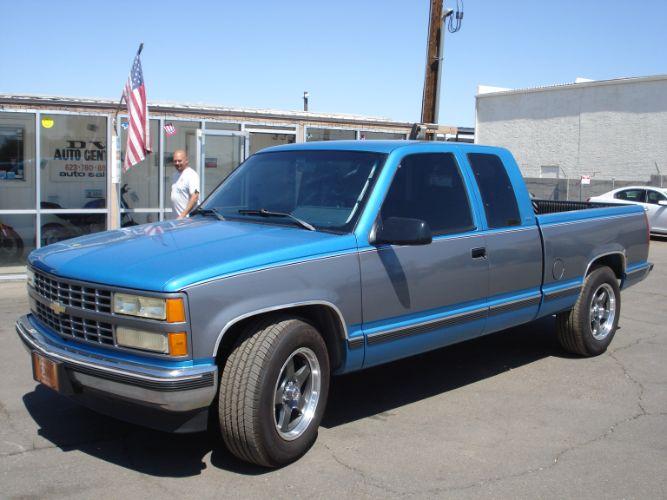 1992 Chevrolet Silverado 1500 Ext Cab Like New, V8 AT, Must See