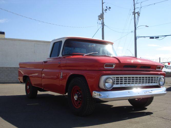 1963 Chevrolet C20 LS Swap 6.0, 4L80, A/C, Drives Like a New Truck