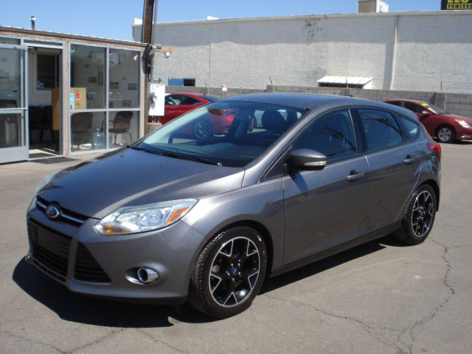 2014 Ford Focus EZ Finance For Bad Credit, Low Down