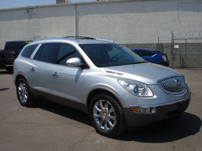 2011 Buick Enclave CXL-2 3rd Row Seating, Low Down, Low Payments