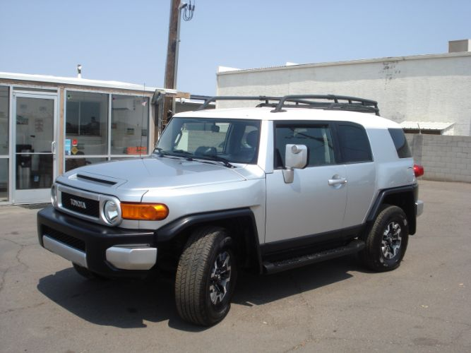 2007 Toyota FJ Cruiser 4x4, Finance Available, Payments Accepted