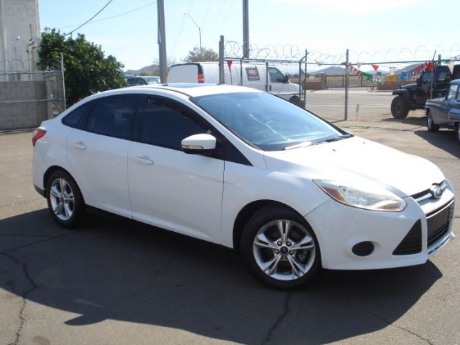 2014 Ford Focus Low Miles, EZ Finance Available, Low Down