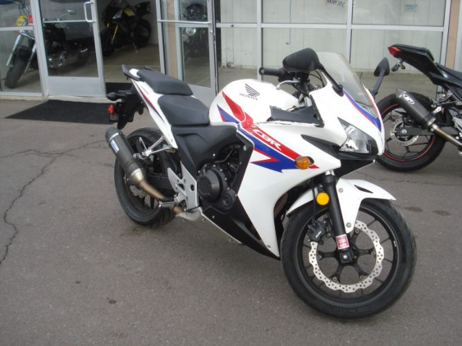 2013 Honda CBR500R Finance For Bad Credit
