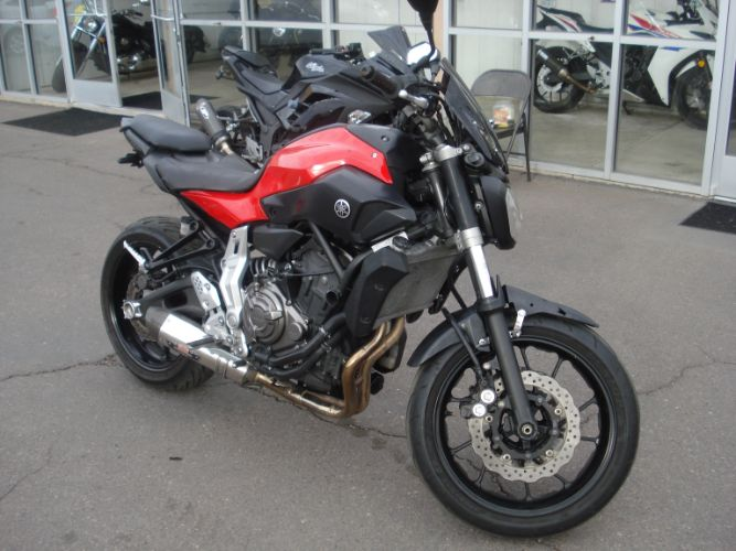 2015 YAMAHA MT-07 Finance Available, Bad Credit is EZ Here