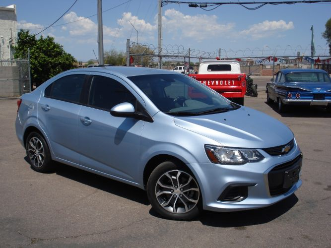 2017 Chevrolet Sonic Low Miles, EZ Finance Here, Low Payments