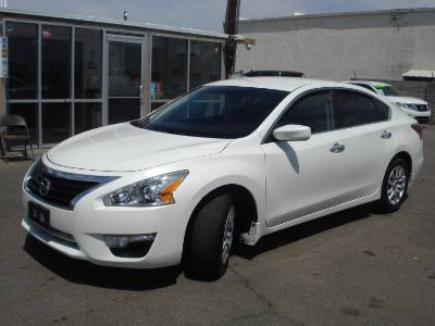 2015 Nissan Altima 2.5 S Finance is EZ Here, Low Down, Low Payments