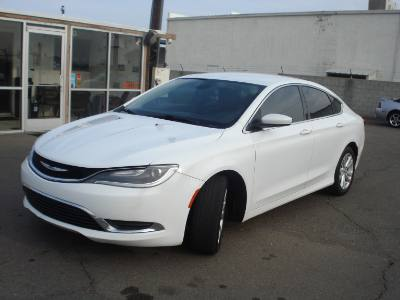 2015 Chrysler 200 Limited Finance is Available, Low Payments