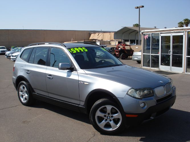 2008 BMW X3 Finance Available