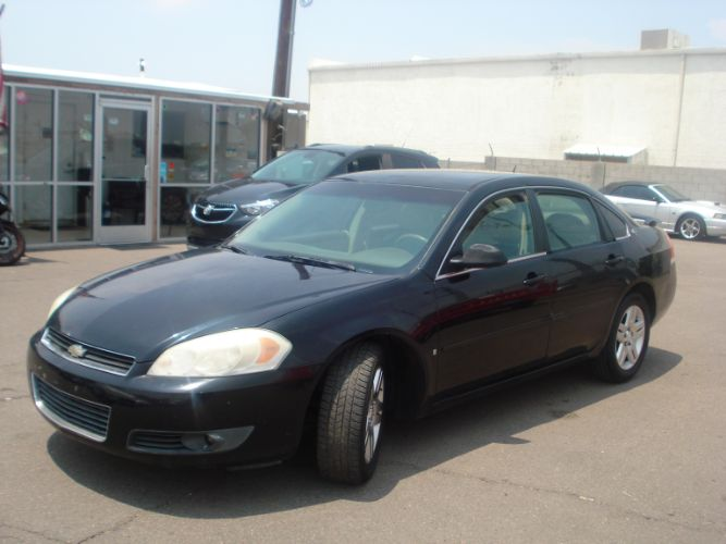 2008 Chevrolet Impala Finance For Bad Credit, Low Down, Low Payments