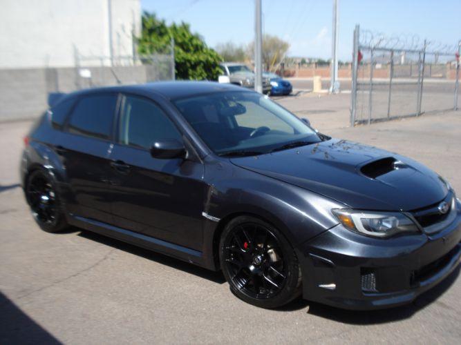 2013 Subaru Impreza Wagon WRX Highley Modified, Finance Available