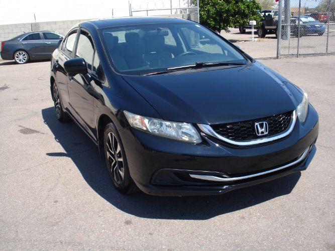 2014 Honda Civic Sedan EX Low Down, Low Payments, Finance Here