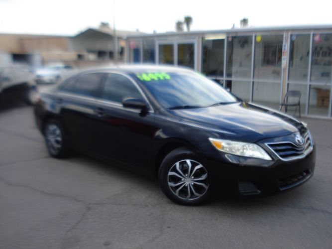 2011 Toyota Camry LE Finance is EZ Here, Low Payments Accepted