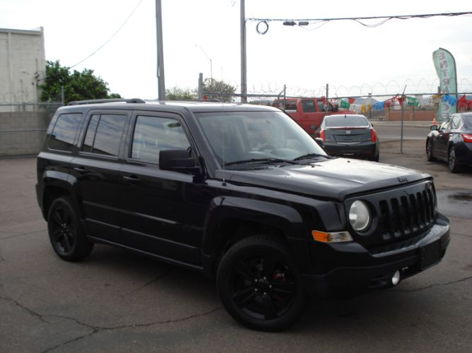 2015 Jeep Patriot Altitude Edition Finance Available