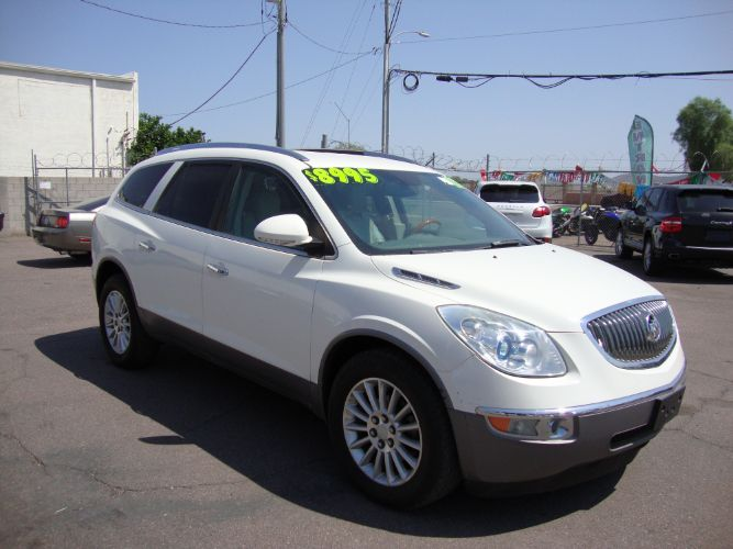 2011 Buick Enclave 3rd Row Seat, EZ Payments Here, Low Down