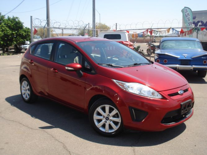 2013 Ford Fiesta Low Miles, Finance For Bad Credit Here