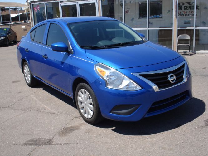 2016 Nissan Versa S Plus Low Down, Low Payments, Finance Here