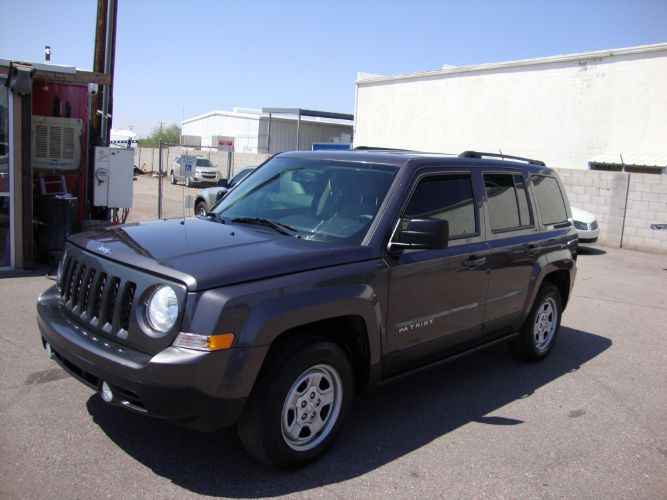 2016 Jeep Patriot Low Down, Low Payments, Finance Here
