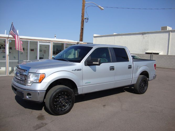 2013 Ford F-150 Crew Cab Eco Boost, EZ Finance is Available