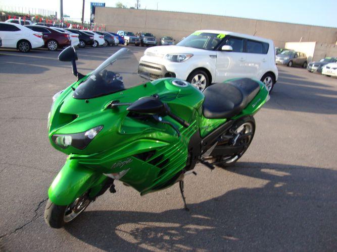 2012 Kawasaki ZX-14R Finance Available