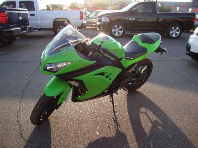 2015 Kawasaki Ninja 300 ABS EZ Finance, Low Down Low Payments