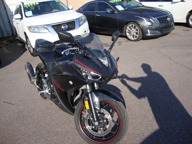 2018 YAMAHA YZF-R3 Finance For First Time Buyers/Riders Available