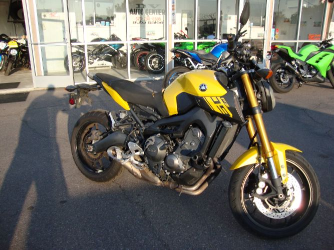 2015 YAMAHA FZ-09 EZ Payments Apply Online, Same Day Approval