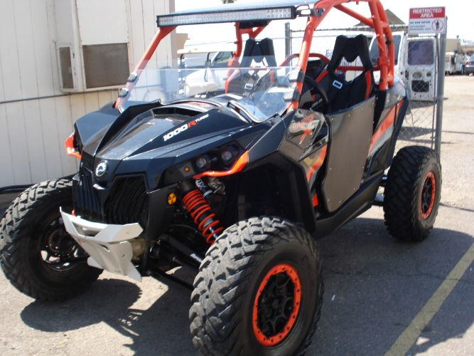 2016 Can Am Maverick XRS Turbo Finance is EZ Here, Low Down, Low Payments
