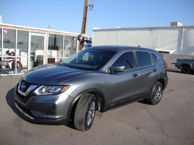 2017 Nissan Rogue Finance Available