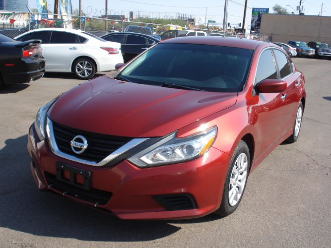 2016 Nissan Altima 2.5 S Low Down, Low Payments, EZ Finance is Here