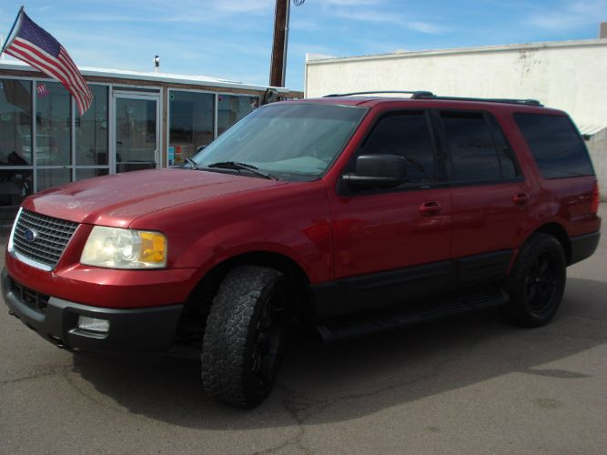 2004 Ford Expedition 4x4