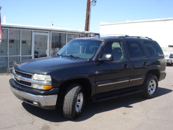 2005 Chevrolet Tahoe 3rd Row Seating, Finance is EZ Here
