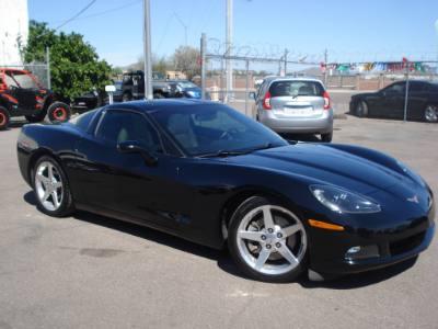 2005 Chevrolet Corvette Low Miles, Finance Available