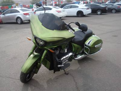 2013 VICTORY Cross Country Finance is EZ Here, Bad Credit No Problem