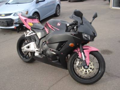 2016 Honda CBR600RR finance available for all types of credit
