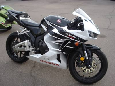 2016 Honda CBR600RR Low monthly payments OAC