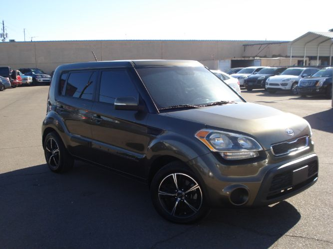 2012 Kia Soul Finance For Bad Credit Available