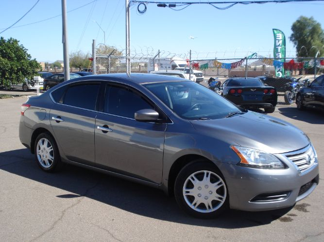 2015 Nissan Sentra Low Down Payment, Low Payments