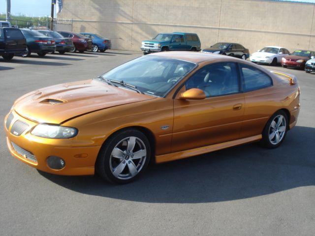 2006 Pontiac GTO Finance Available