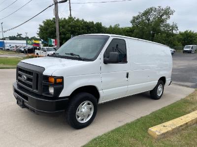2011 Ford Econoline Cargo Van Commercial