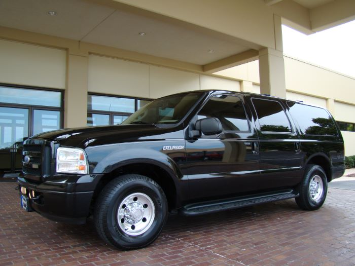 2005 Ford Excursion LIMO LEATHER LOADED