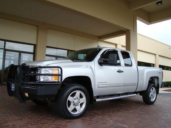 2011 Chevrolet Silverado 2500HD LT ~ 4X4 ~ DIESEL ~ ~ 1 OWNER!!