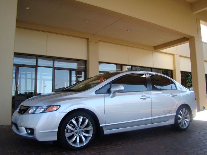 2011 Honda Civic Sdn SI 4DR 6SPEED MANUAL