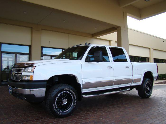 2007 Chevrolet SILVERADO 2500HD LT3 ~ 4X4 ~ CREW ~ ~ DURAMAX DIESEL!!