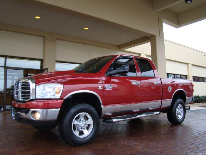 2008 Dodge Ram 2500 SLT LONE STAR BLUE TEC DIESEL