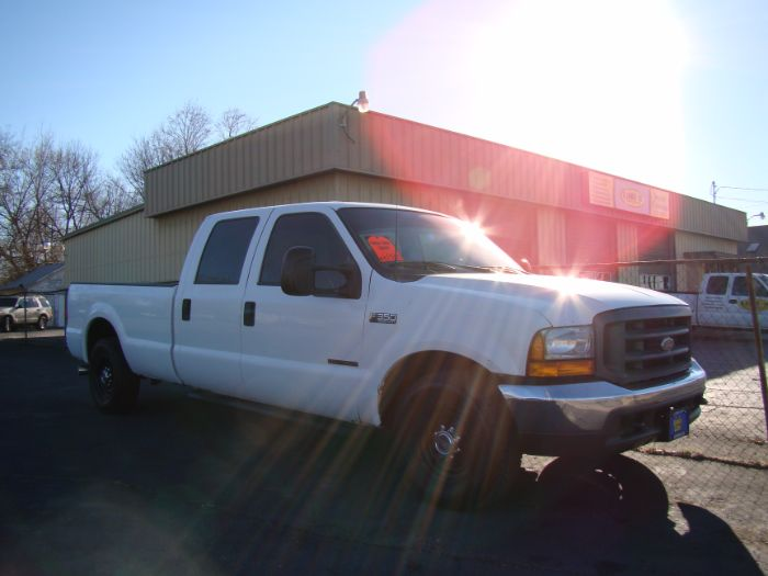 1999 Ford Super Duty F-350 SRW XL 2WD 7.3 DIESEL