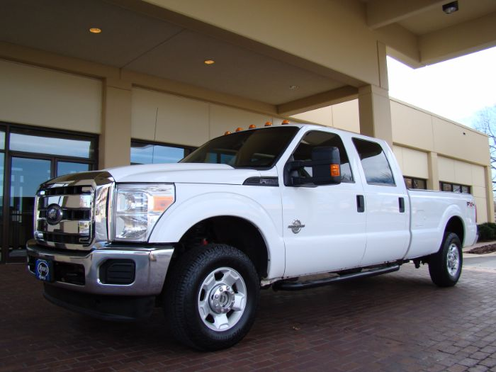 2011 Ford Super Duty F-250 SRW XL CREW FX4 LB 6.7 DIESEL
