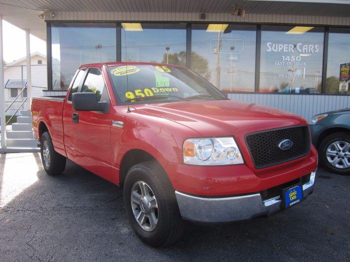 2005 Ford F-150 XLT REG CAB