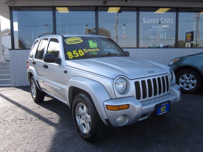 2003 Jeep Liberty LIMITED SPORT 4X4
