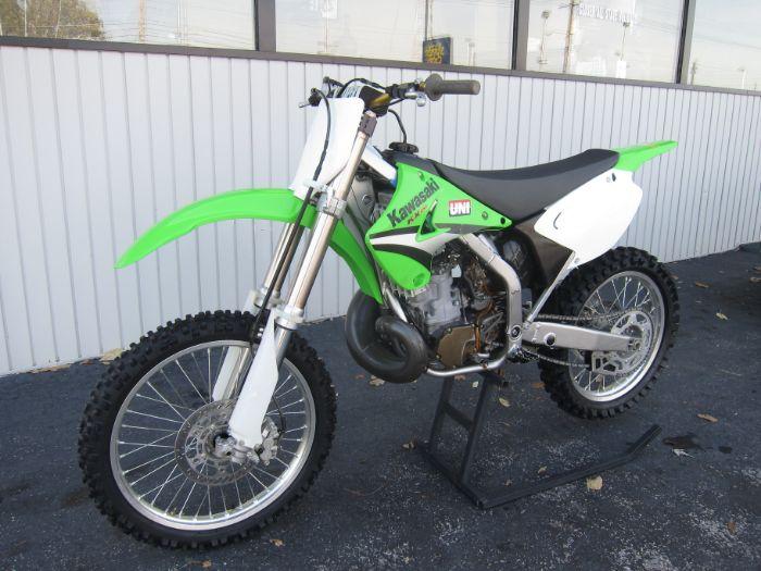 2005 KAWASAKI KX 250