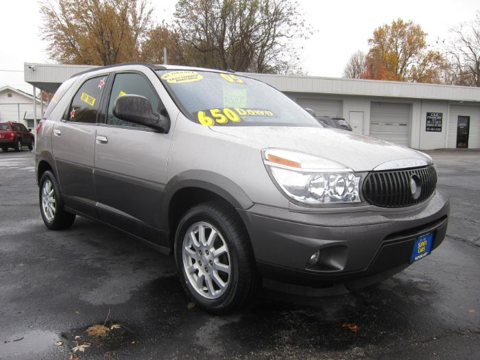 2005 Buick Rendezvous CXL PLUS